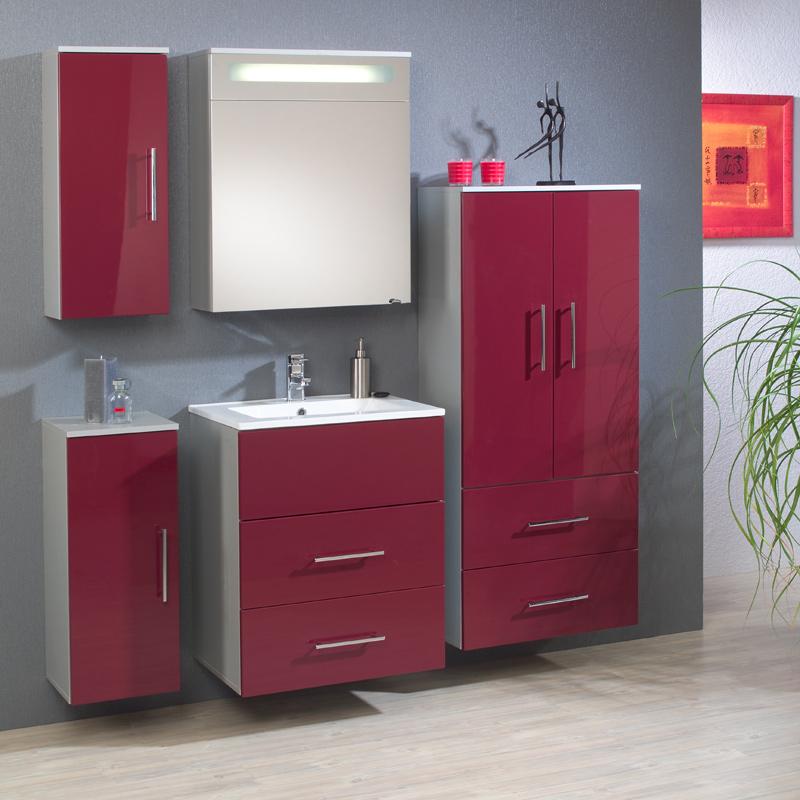 Badmöbel Set 6 Teilig Mit Waschbecken Und Unterschrank